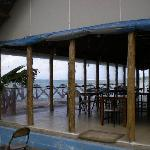 view of the restaurant/bar