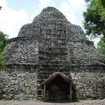 Coba watchtower