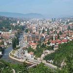 Sarajevo-Kulisse