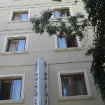 Alaaddin Hotel Front side