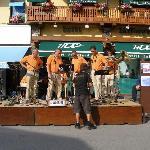 Jurbena Jazz band in the village