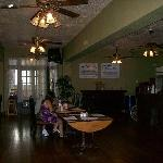 Lost in Time Cafe, Cassadaga Hotel