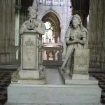 Marie Antoinette and Louis XVI grave