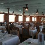 Restaurant onboard
