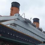 Titanic: Pigeon Forge