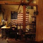 Iron Horse lobby