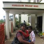 Divya and Diya at Ponkailash