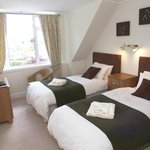 Modern bedrooms newly refurbished to a high standard