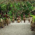 Tribal show.