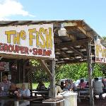 The Fish House - yeah!!