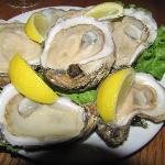 Oysters every Friday!
