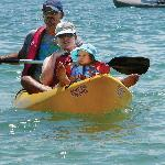 Kayak our water ways