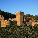The Castello in the Morning Sun