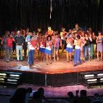 la fiesta de viaDanza en Cuba