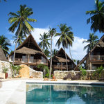Sunshine Hotel - bungalows with Sea View rooms