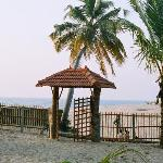 The Beach Padipura (entrance)