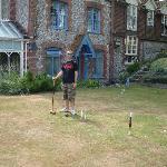 Game of croquet anyone?