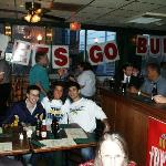 Sabres game at Jimmy's