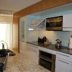 Kitchen - 2BR Suite