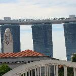 The Marina Bay Sands (Fantastic)