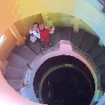 No Worrys Spiral Stairs Top