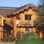 Enjoy a beautiful inn on three quiet acres with aspens, ponds and mountain views.