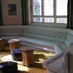 salle de repos-détente