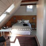 The loft room - very cosy and quiet