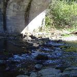 Under Arch- Big Rock Creek