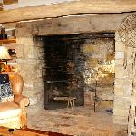 the hearth