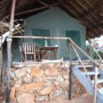 tenda kiboko Camp tsavo est kenya