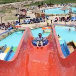 Fun At The Aqua Park