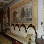 Dining room in Villa Michaela