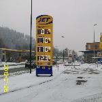 Benzinpreise in Österreich
