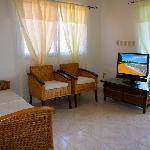 Living Area Deluxe condo