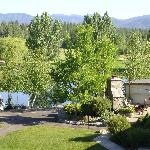 View from Inn at Meadow Lake