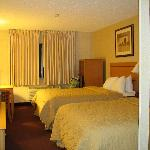 Comfort Inn, Rockford, Ill. -- Nothing special