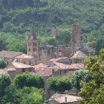 Alet-les-Bains  -  Languedoc at its best.