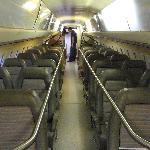 Concorde inside