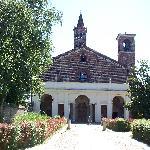 Abbazia di Chiaravalle - facciata