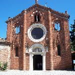 Abbazia Viboldone - facciata