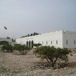 Museum mit Weihrauchbäumen