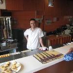 Foto de Divan Turkish Cafe and Restaurant
