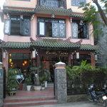 Foto de Tropical Garden Restaurant
