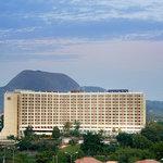 Transcorp Hilton Abuja-Exterior Daytime