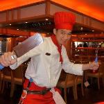 Chef at Sapporo, Glasgow