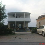 Guesthouse front side