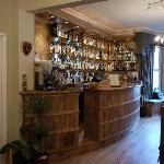 newly refurbished Cameron's Whisky Bar