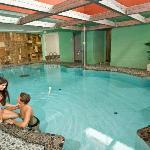 piscina hotel panorama wellness & resort