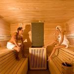 sauna hotel panorama wellness & resort